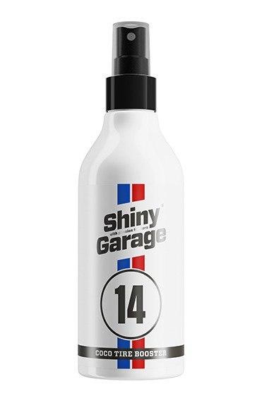 Shiny Garage Coco Tire Booster 250ml (Dresing do opon) - GRUBYGARAGE - Sklep Tuningowy